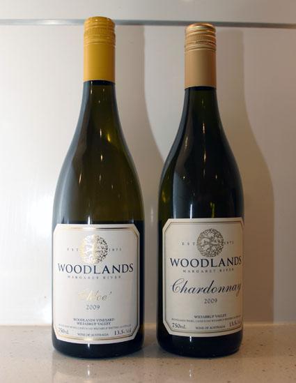 Woodlands Chardonnay
