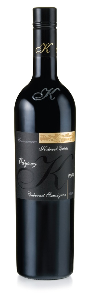 Katnook Odyssey Coonawarra Cabernet Sauvignon 2004